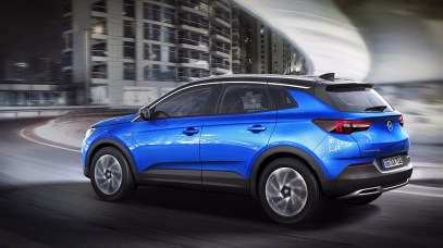 Opel Grandland X: El nuevo SUV que nos encontraremos por encima del Mokka X y Crossland X