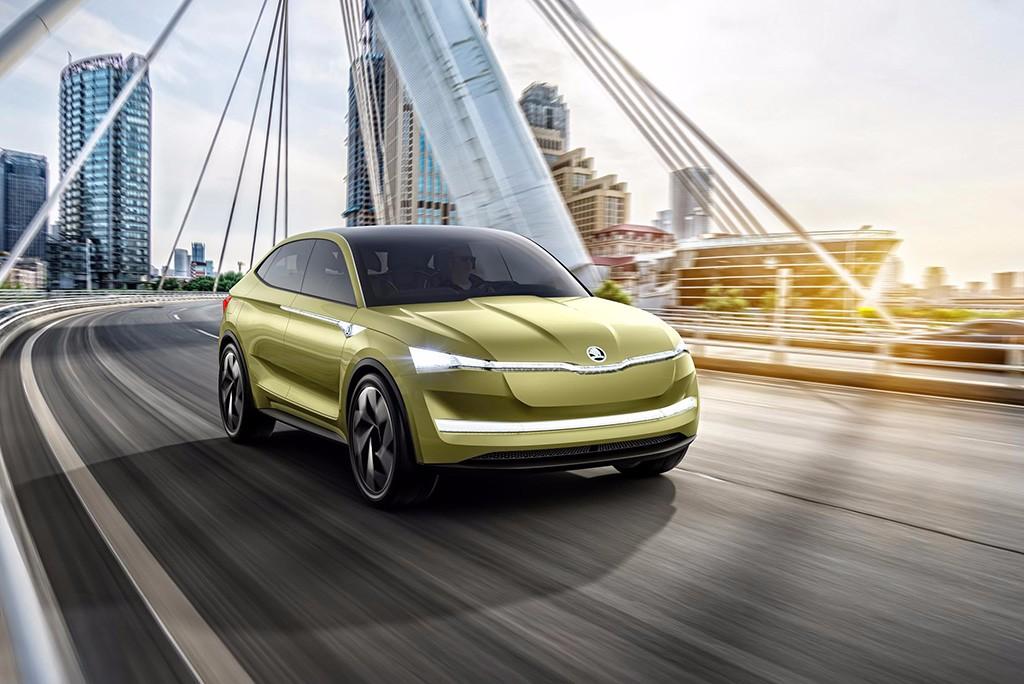 El primer Skoda eléctrico llegará en 2020, ¡nueva información!