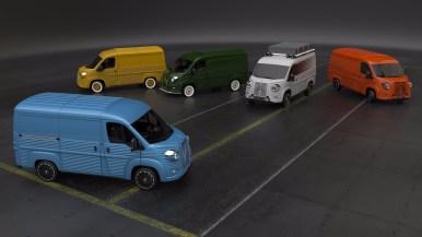 Transformar tu Citroën Jumper en un Type H es posible gracias a este kit de carrocería