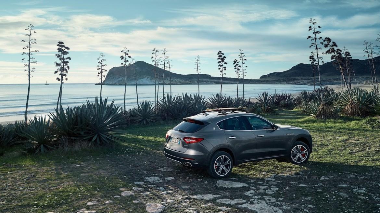 Maserati lanzará un Levante híbrido, heredará su tecnología de un monovolumen