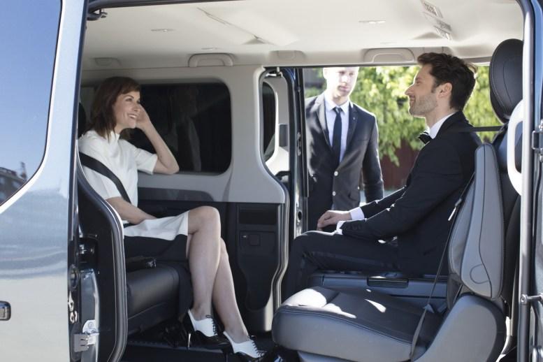 Renault Trafic Spaceclass: Transporte de pasajeros... ¡con capacidad para 9 ocupantes!