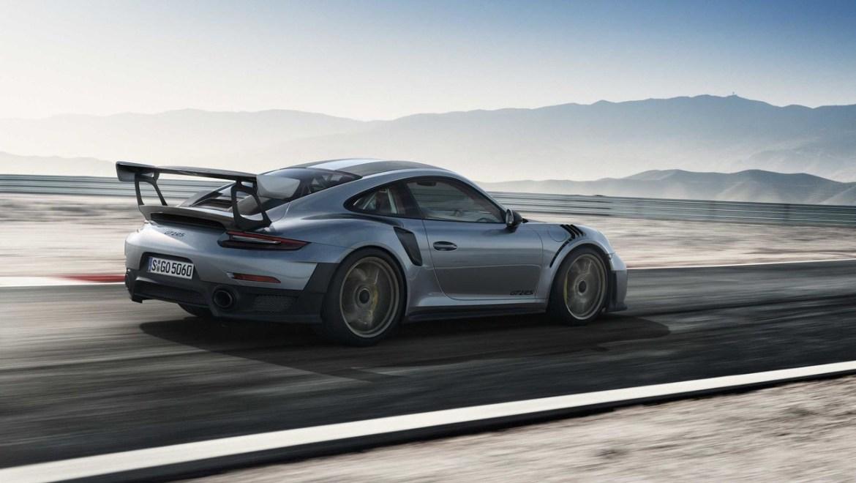 Ahora sí: se filtran fotos oficiales del nuevo Porsche 911 GT2 RS