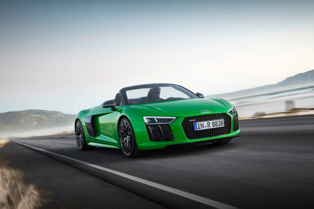 El Audi R8 ya tiene fecha de caducidad, pero... ¿tiene sustituto?