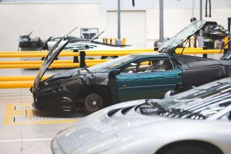¡Espectacular! Así es el nuevo talleres de clásicos de Jaguar Land Rover bautizado como Classic Works