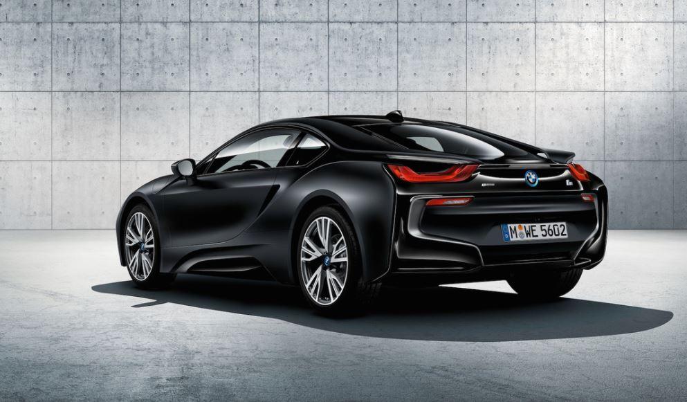 El BMW i8 Roadster debutará en solo unas semanas, y lo hará con techo de lona