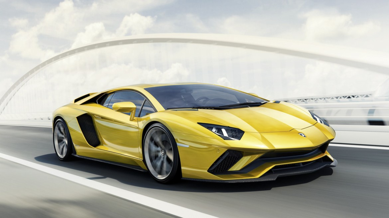Lamborghini dará luz verde a un Gran Turismo de cuatro plazas