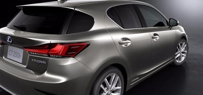 Lexus CT 200h 2018: El compacto híbrido vuelve a ponerse al día con cambios estéticos y nuevo sistema de infoentretenimiento
