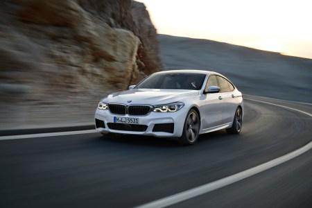 Oficial: BMW Serie 6 Gran Turismo, una transformación que no te esperabas