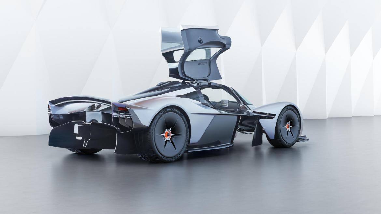 Aston Martin ya prepara un nuevo superdeportivo, ¡y traerá sorpresa!