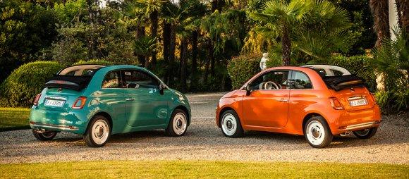 Fiat 500 Aniversario: Conmemorando el 60 aniversario del modelo