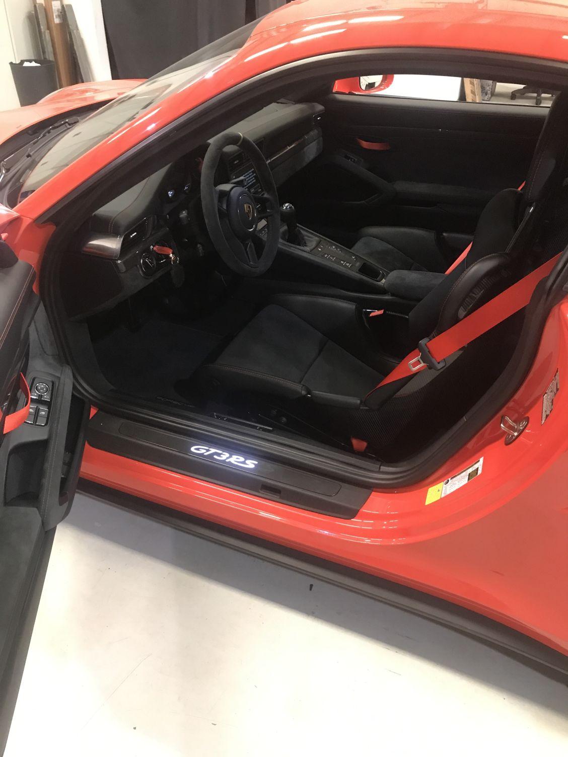 ¿Quieres un Porsche 911 (991) GT3 RS con caja manual? Este taller de Florida lo hace posible