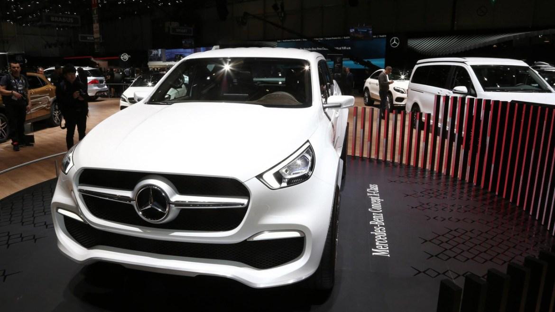 Una semana para el debut del Mercedes Clase X, llegará a España este otoño