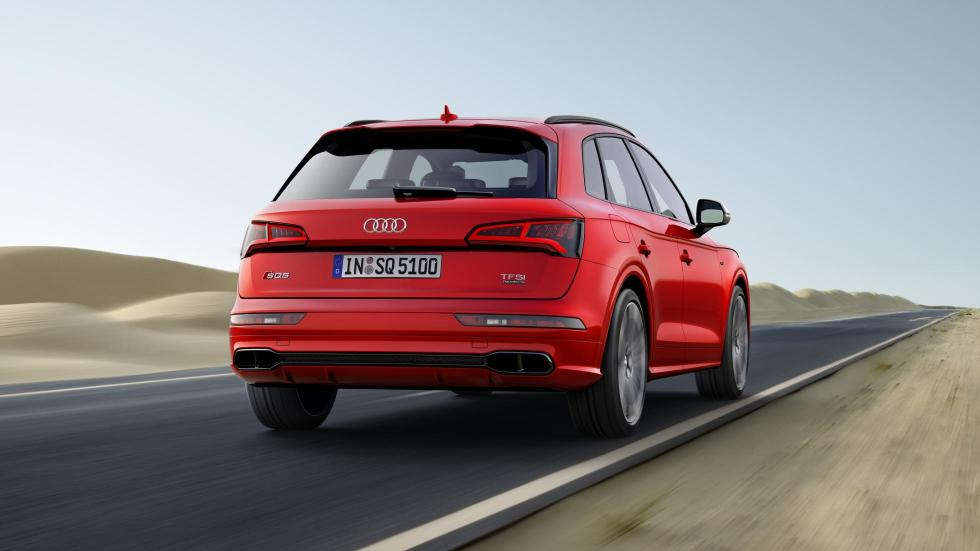 Ya disponible el Audi SQ5: La versión más potente del Q5, a partir de 80.440 euros