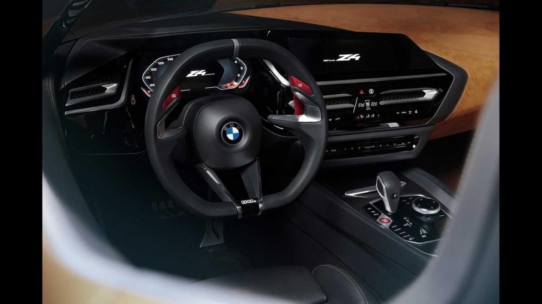 Así es el BMW Z4 Concept, primeras imágenes oficiales