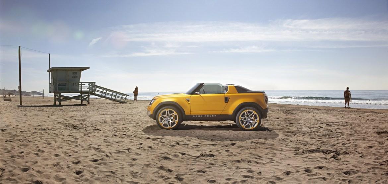 El próximo año podría presentarse un prototipo del nuevo Land Rover Defender: El modelo de producción llegaría en 2019