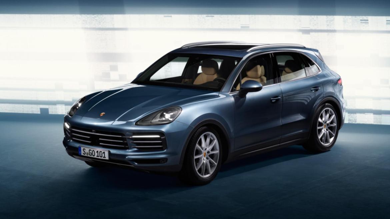 ¡Filtrado! Así es el nuevo Porsche Cayenne, imágenes oficiales