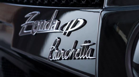 Pagani Zonda HP Barchetta: ¿Será realmente el último Zonda que veamos?