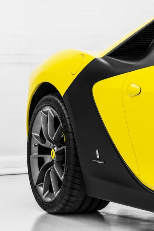 Sólo 4,3 millones de euros te separan de uno de los Ferrari Sergio
