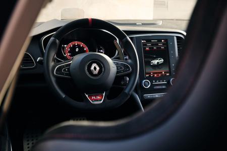 2018 Renault Mégane RS: 280 caballos y sin límite a la vista