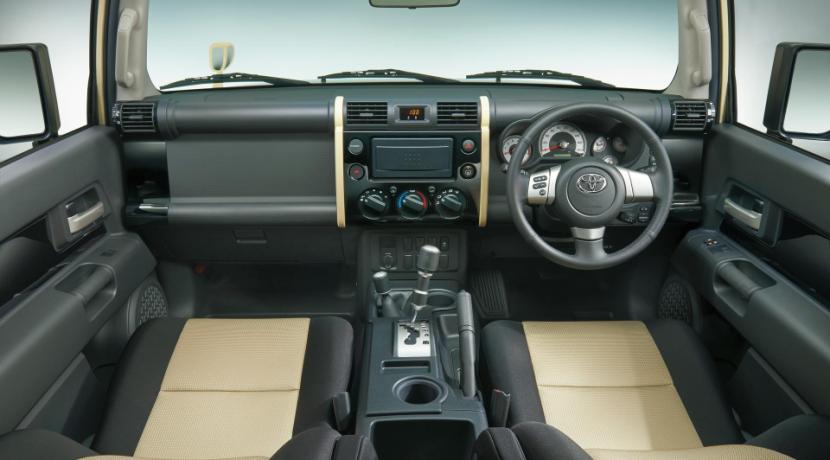 Ahora sí: Toyota dice adiós al FJ Cruiser con esta 'Final Edition'