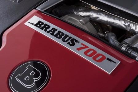 BRABUS 700: Así se queda el Mercedes E 63 AMG cuando pasa por el gimnasio