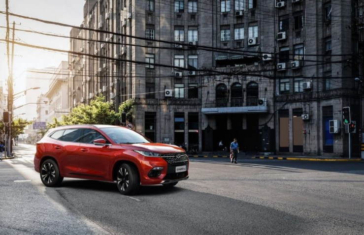 Exeed TX by Chery: El primer SUV chino que llega a Europa y lo hace electrificado