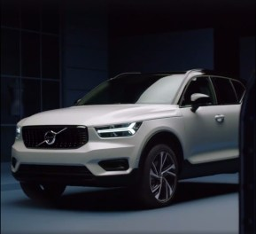 ¡Filtrado! El Volvo XC40 se desvela antes de su presentación del día 21 de Septiembre