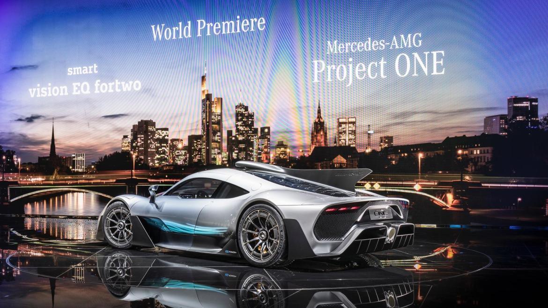 Más detalles del Mercedes-AMG Project One: llegan las cifras reales