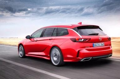 Opel Insignia GSi Sports Tourer 2018: El familiar que te sacará una sonrisa