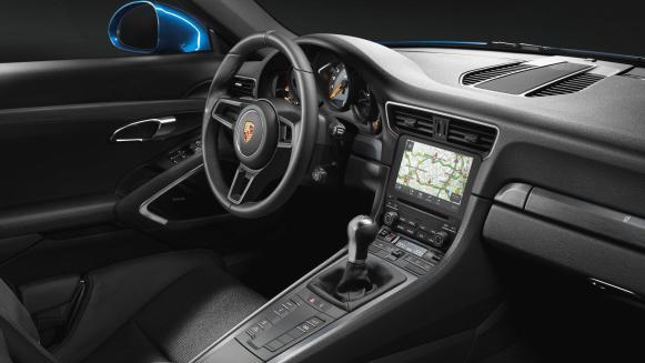 Porsche 911 GT3 Touring Package: El GT3 en el que puedes ir trajeado sin dar la nota