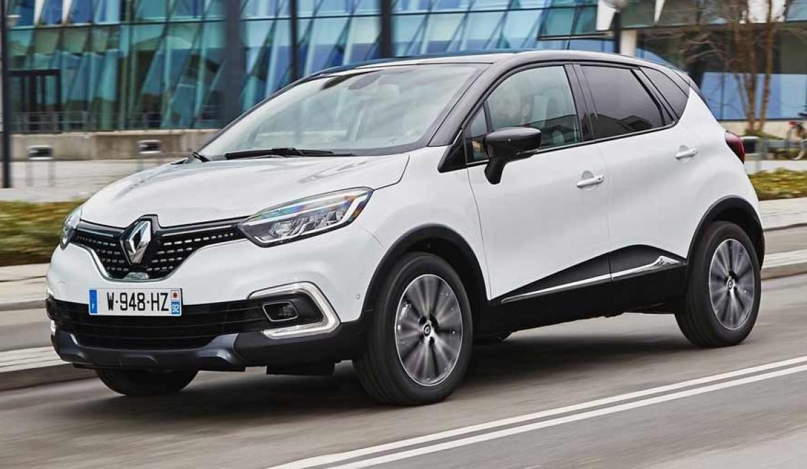 Cuatro años han sido necesarios: Renault produce un millón de Captur en Valladolid