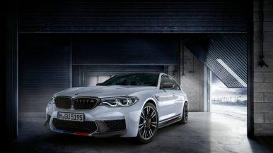 El BMW M5 M Performance llega al SEMA 2017 con grandes dosis de fibra de carbono
