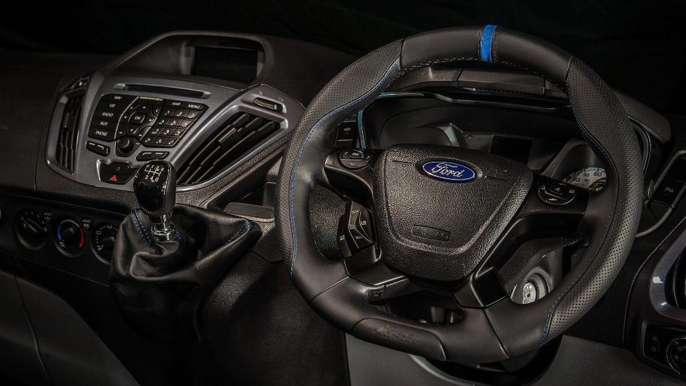 Ford R-Spec Transit Custom by MS-RT: ¿Pensabas que no podías tener una Transit para trackdays?