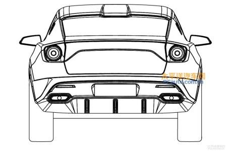 Se filtran las patentes del SUV de Lotus: ¿Será así la versión de producción?