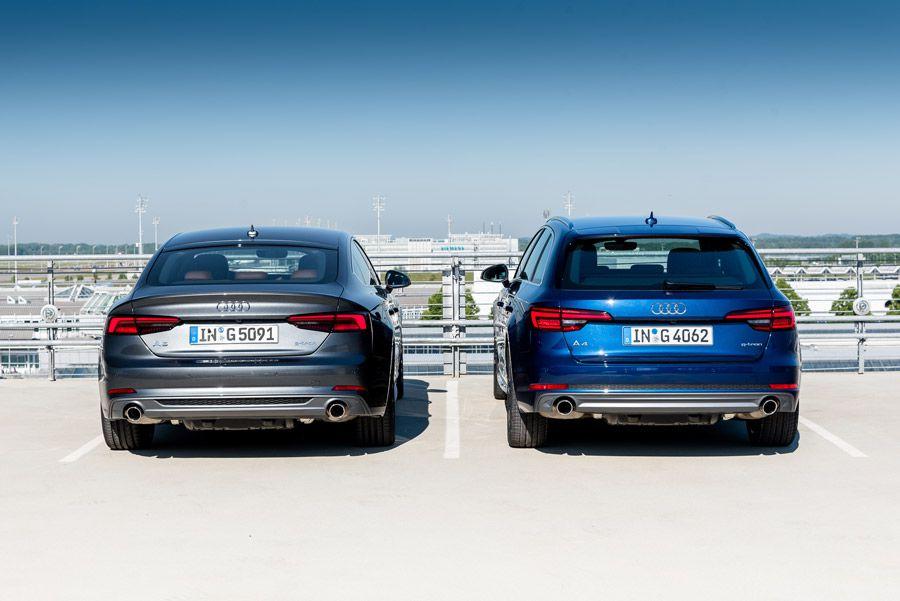 Audi lanza los A4 Avant g-tron y A5 Sportback g-tron: Alimentados con Gas Natural Comprimido