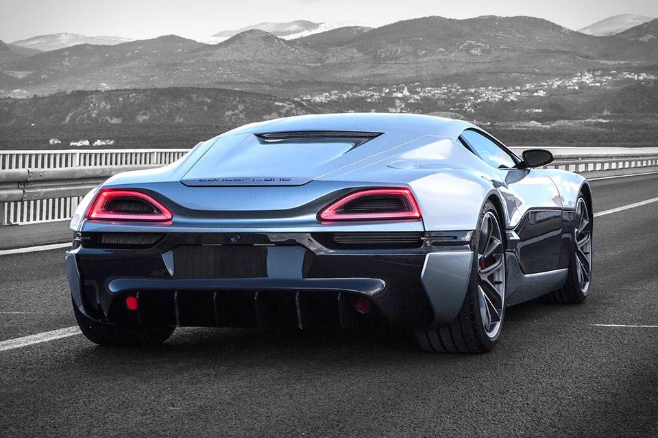 Rimac presentará en 2018 un nuevo modelo, ¿rival del Tesla Roadster?