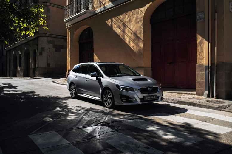 Subaru Levorg 2018: ¿Qué novedades nos ofrece este interesante familiar?