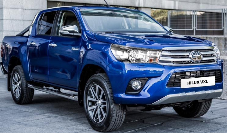 Toyota Hilux 2018 El Pickup Japones Estrena Nuevos Acabados
