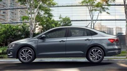 Volkswagen Virtus: El Polo sedán que irá destinado a Brasil y Argentina
