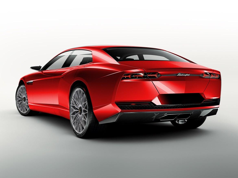 Así será el Lamborghini Estoque que veremos en las calles
