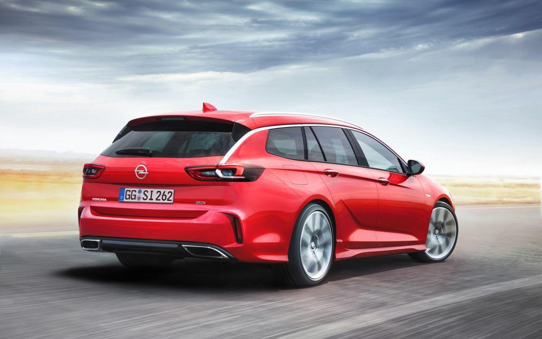 ¿Cuánto cuesta el Opel Insignia GSi en España? Disponible con el 2.0 BiTurbo diésel de 210 CV y 2.0 Turbo de 260 CV