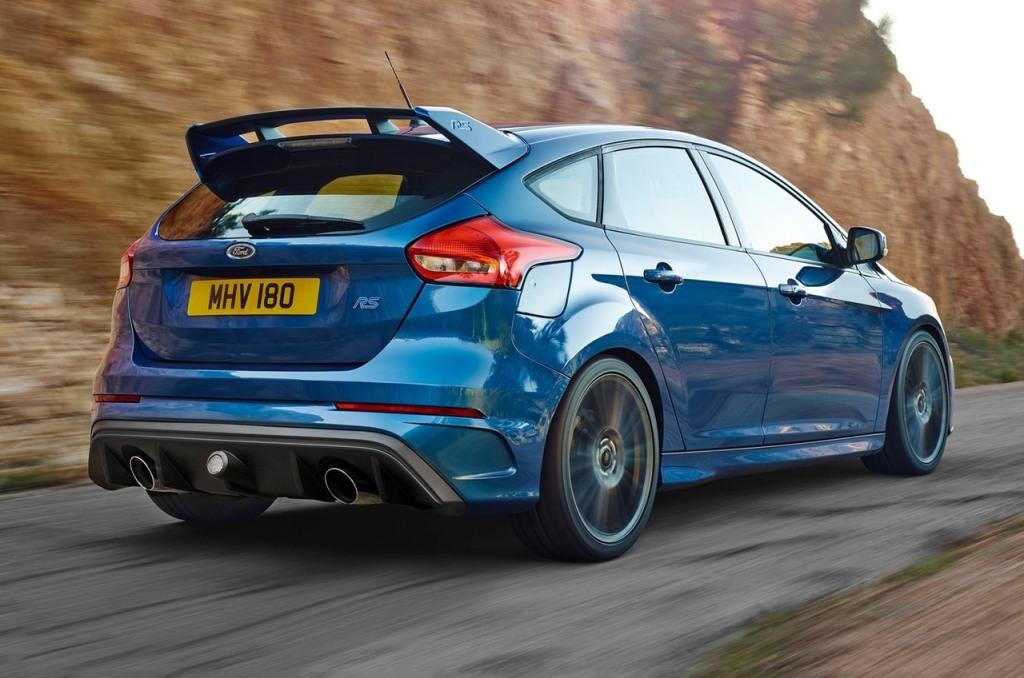 Ford admite problemas de refrigeración en el motor de los Focus RS Mk3