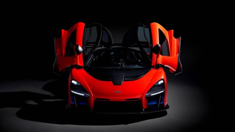 Oficial: McLaren Senna, todo un superdeportivo de competición apto para circular