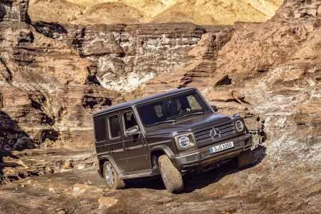 Mercedes-Benz Clase G 2018: Manteniendo las señas de identidad