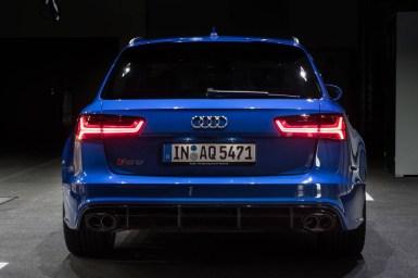 Audi RS6 Avant Nogaro Edition: 150 unidades para rendir tributo al primer RS