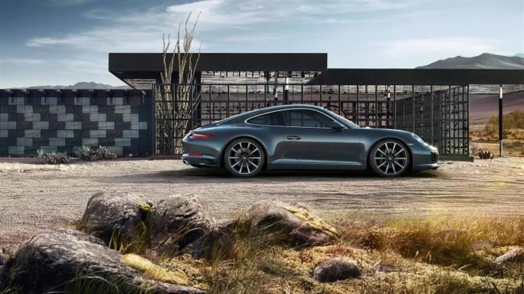 Más cerca del próximo Porsche 911: debutará este año