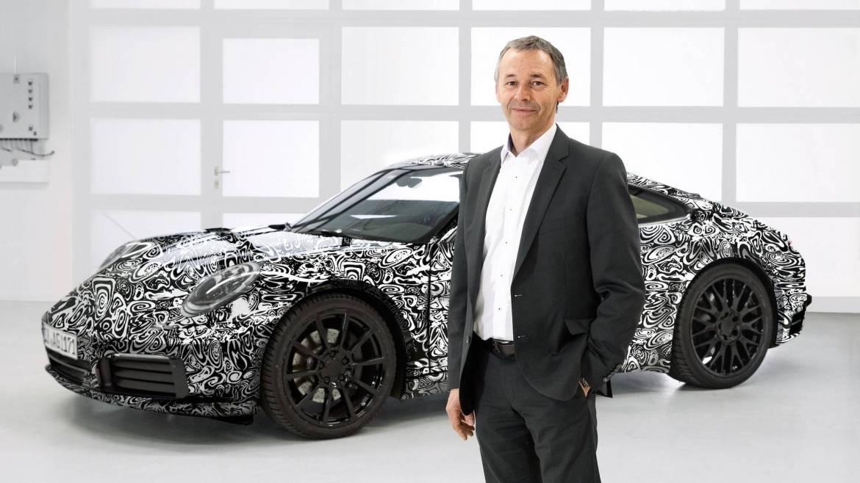 Oficial: este es el nuevo Porsche 911... o casi