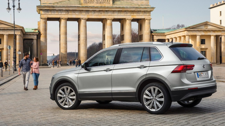 Volkswagen Tiguan 2018 Tech&Go: Más equipamiento para disfrutar a bordo