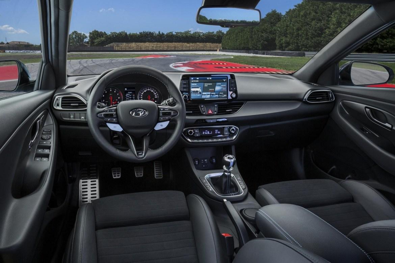 El Hyundai i30 N recibirá en 2019 una caja de cambios DCT de doble embrague y ocho velocidades