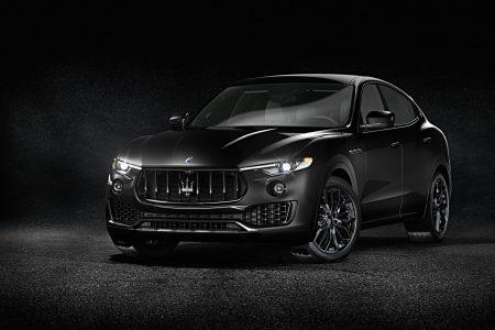 Maserati también se rinde al negro con la edición 'Nerissimo': Disponible en el Ghibli, Quattroporte y Levante